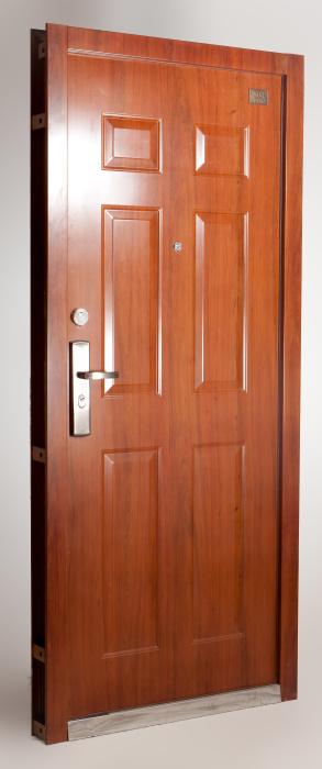 MK DOORS - bezpečnostné dvere